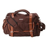 PULCHER Crux series [H-03] - Brown - Sling-Bag Pria